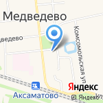 Историко-художественный музей на карте Йошкар-Олы