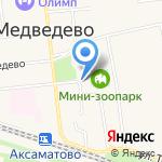 Отдел военного комиссариата Республики Марий Эл по Медведевскому и Килемарскому районам на карте Йошкар-Олы