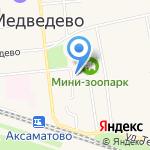 Пожарная часть №25 на карте Йошкар-Олы