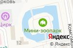Схема проезда до компании Чудо-остров в Медведево