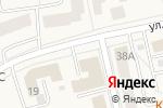 Схема проезда до компании Медведевский районный суд в Медведево