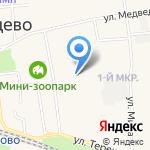 Inglish.ru на карте Йошкар-Олы