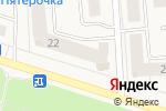 Схема проезда до компании Терешковский в Медведево