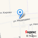 Стройхозбыт на карте Йошкар-Олы