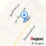 Новоарбанский фельдшерско-акушерский пункт на карте Йошкар-Олы