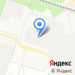 Республиканский молочный завод на карте Йошкар-Олы