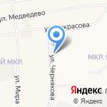 Трест 21 Волговятскспецобъектстрой на карте Йошкар-Олы