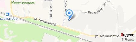 Банкомат Волго-Вятский банк Сбербанка России на карте Йошкар-Олы