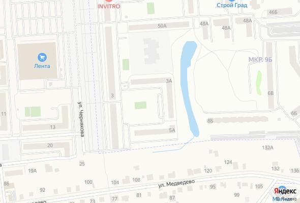 продажа квартир ул. Чернякова, позиция 27