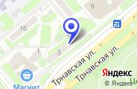 Схема проезда до компании ТЕХНОПЛАСТИК в Балакове