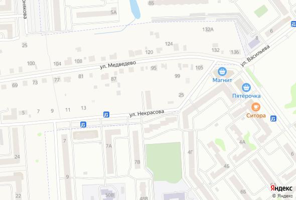 купить квартиру в ЖК ул. Некрасова, 21