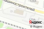 Схема проезда до компании Gur service в Йошкар-Оле