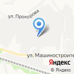 Автомастер на карте Йошкар-Олы