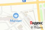 Схема проезда до компании Тепличное в Йошкар-Оле