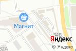Схема проезда до компании Рыбный магазин в Йошкар-Оле