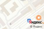 Схема проезда до компании Мясной магазин в Йошкар-Оле