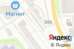 Схема проезда до компании Вкусняшка в Йошкар-Оле