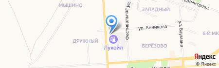 Альянс Групп на карте Йошкар-Олы