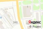 Схема проезда до компании Техноград в Йошкар-Оле