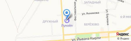 Банкомат Банк Петрокоммерц на карте Йошкар-Олы
