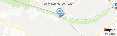 Бюро судебно-медицинской экспертизы на карте Йошкар-Олы