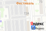 Схема проезда до компании Xenon12.ru в Йошкар-Оле