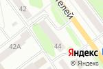 Схема проезда до компании Любимый Дом в Йошкар-Оле