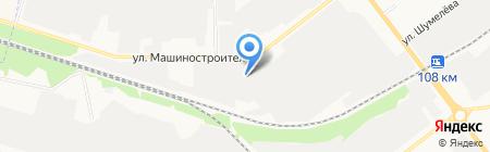 Росметалл на карте Йошкар-Олы