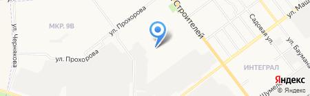 TOPService на карте Йошкар-Олы