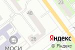 Схема проезда до компании Пончик в Йошкар-Оле