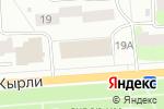 Схема проезда до компании Турбодефлектор в Йошкар-Оле