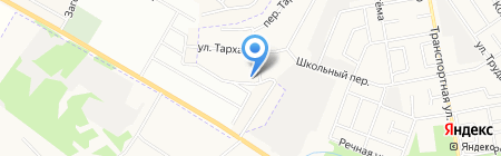 СтудиоГрафико на карте Йошкар-Олы