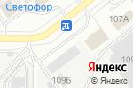 Схема проезда до компании Кирпич Маркет в Йошкар-Оле