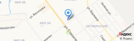 Дежурный аптекарь на карте Йошкар-Олы