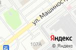 Схема проезда до компании Домашняя трапеза в Йошкар-Оле