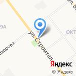 Марийский политехнический техникум на карте Йошкар-Олы