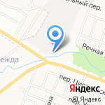 Центральная диспетчерская служба на карте Йошкар-Олы