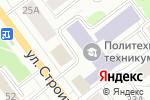 Схема проезда до компании Марийский политехнический техникум в Йошкар-Оле