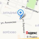 Анникова-2 на карте Йошкар-Олы