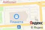 Схема проезда до компании SUBWAY в Йошкар-Оле