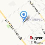 Лестница-РФ на карте Йошкар-Олы