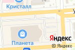 Схема проезда до компании M-cosmetics в Йошкар-Оле