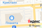 Схема проезда до компании Nail City в Йошкар-Оле