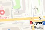 Схема проезда до компании Броксталь в Йошкар-Оле