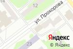 Схема проезда до компании Домоуправление №12 в Йошкар-Оле