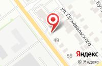 Схема проезда до компании Компания по приему лома черных и цветных металлов в Черепаново