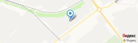 Добродар на карте Йошкар-Олы