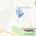 Автопрофи на карте Йошкар-Олы