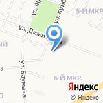 YolaStudio.ru на карте Йошкар-Олы