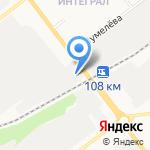 Русская баня на карте Йошкар-Олы